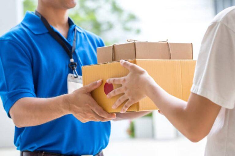 การขนส่งพัสดุในจีนประมาณ 70% จัดส่งในวันเดียวกัน